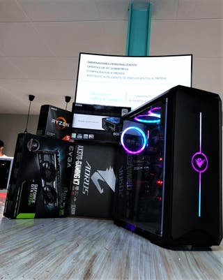 PC Gaming Ryzen 5 3600 y GTX 1070 de 8GB