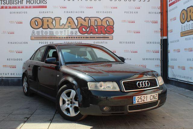 Audi A4 2003 2.5 TDI QUATTRO TIPTRONIC