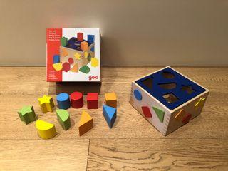 Caja de formas Goki