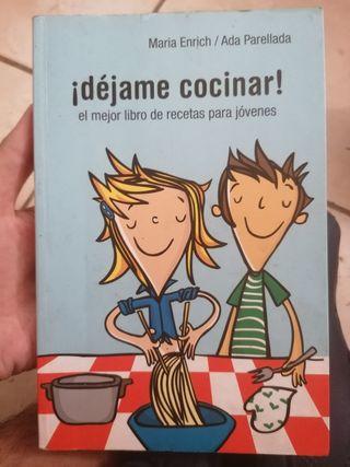 Dejame cocinar! Libro de cocina para niños