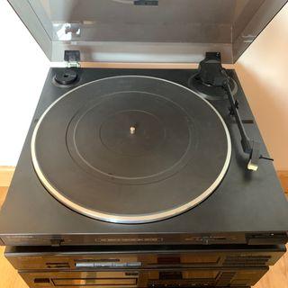 Equipo musica tocadiscos reproductor de CD Pioneer