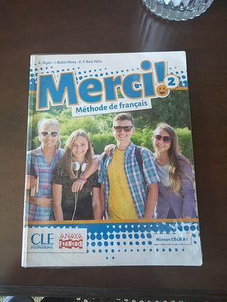 libro francés 2 ESO