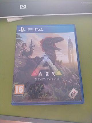 ARK SURVIVAL ELEVOLVED PS4
