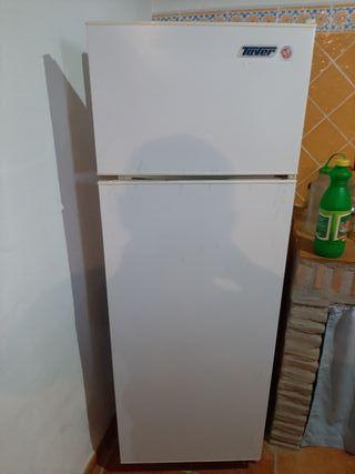 frigorífico de gas