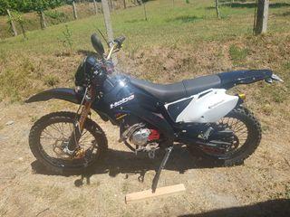 Motor Hispania Duna 125