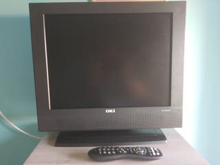 televisión oki 20 pulgadas