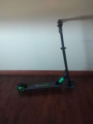 patinete eléctrico megawheels