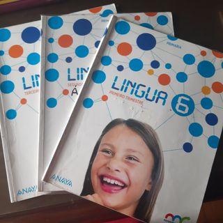 libro de lengua gallega sexto de primaria