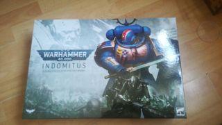 Caja Indomitus Warhammer 40K Necrons