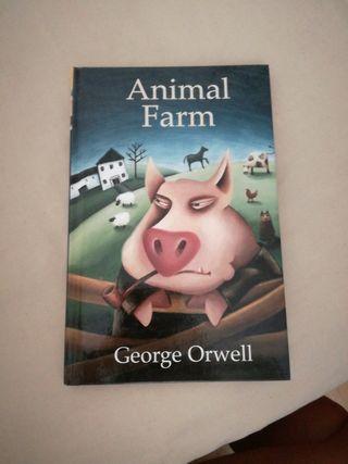 Animal farm (rebelión en la granja)