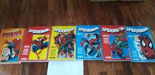 Colección comics Spiderman