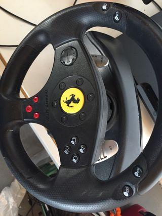 Vendo volante para videojuegos