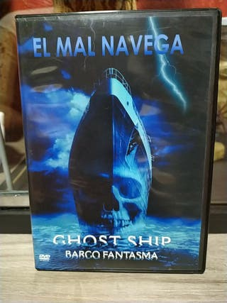 Barco Fantasma Ghost Ship