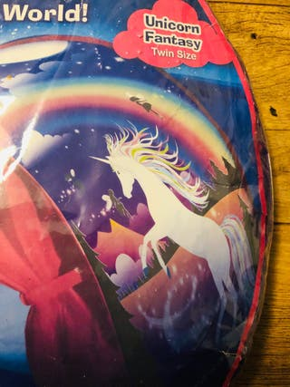 Dream Tents Unicorn Fantasy Twin Size Pop Out