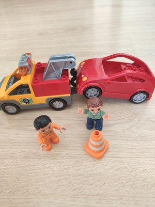 dos coches Lego