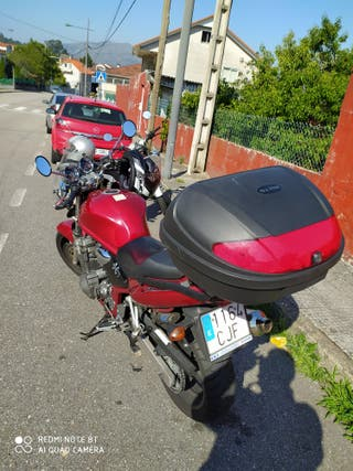 vendo Suzuki Bandit 600cc del 2005