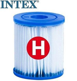 Cartucho para depuradora Intex Tipo H