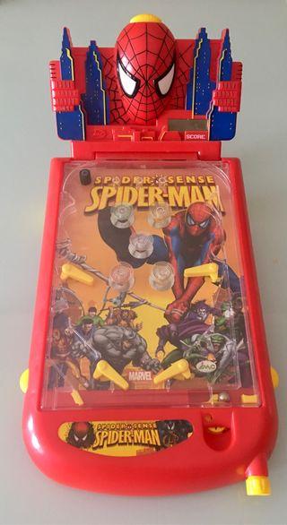 Pinball Spiderman