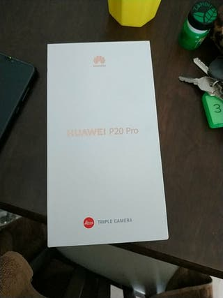 huawei p20 pro in excellent condition