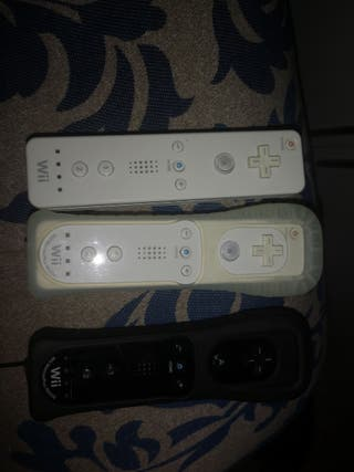 mandos de wii