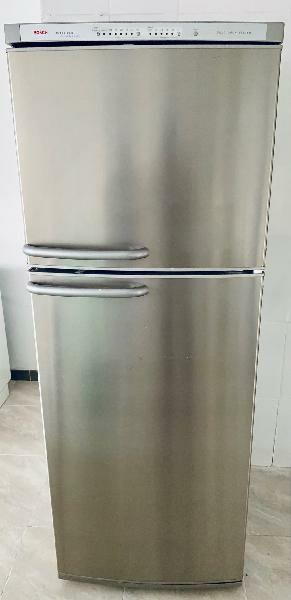 frigorífico bosch acero inox 188x70