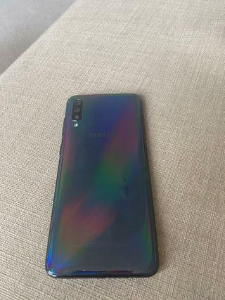Samsung A70 Black