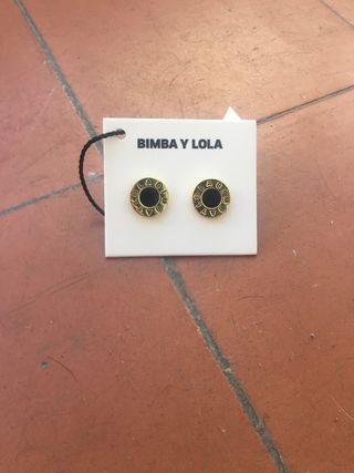 Pendientes Bimba y Lola sin uso!!