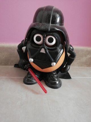 Mr Potato Darth Vader Star Wars