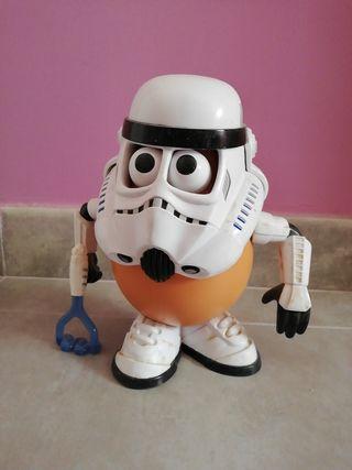 Mr Potato soldado imperial star wars