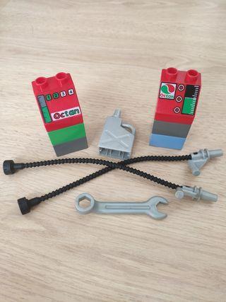 gasolineras Lego