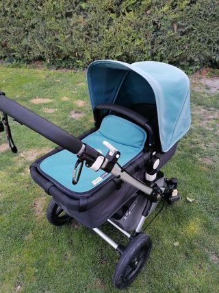 Carro bebé , Bugaboo camaleon, capazo
