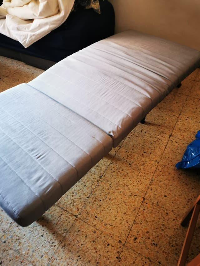 Sillón sofà cama Ikea