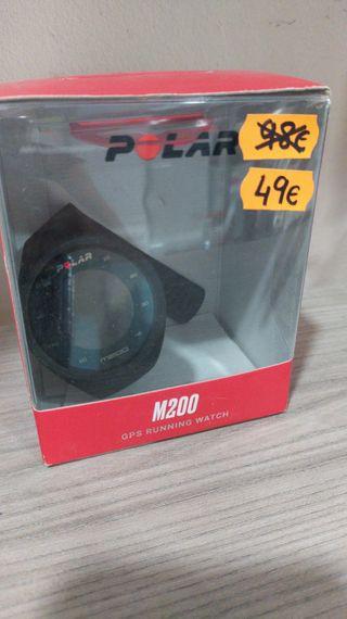 Reloj Polar M200 Nuevo