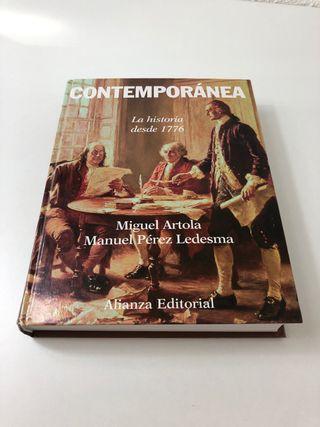 Libros Contemporánea y Economia