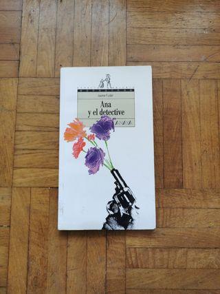 Libro Ana y el Detective