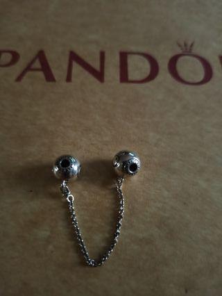 Cadena de Seguridad para pulsera Pandora