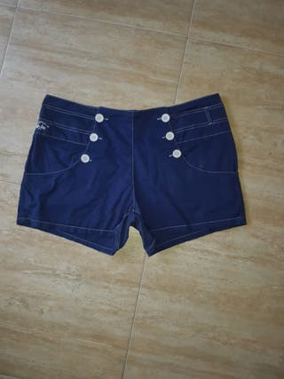 T 44 Spagnolo shorts chica