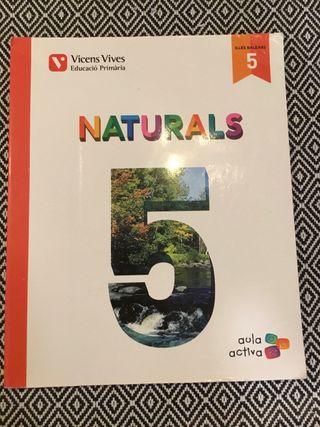 Naturals 5º PRIMARIA
