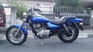 Moto Kawasaki BN 125 Eliminator