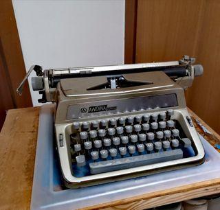 Máquina Escribir ANDINA Especial