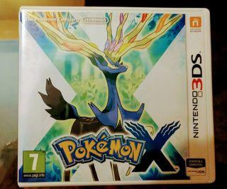 Juego Nintendo 3DS Pokémon