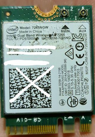 Intel Dual Band Wireless Card (Laptop)