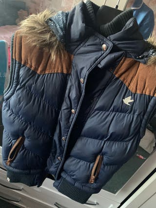 Hollister body warmer