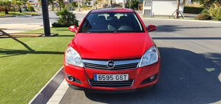 Opel Astra 2010 1.7 cdti 110cv 6 velociades diesel