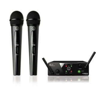 micrófono inalámbrico AKG