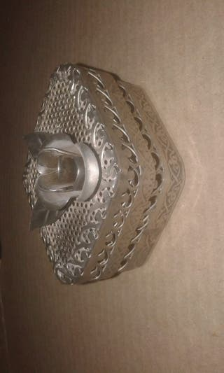 Cajita antigua metal