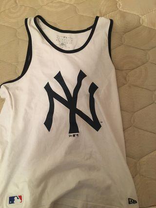 Camiseta de tirantes New York Yankees