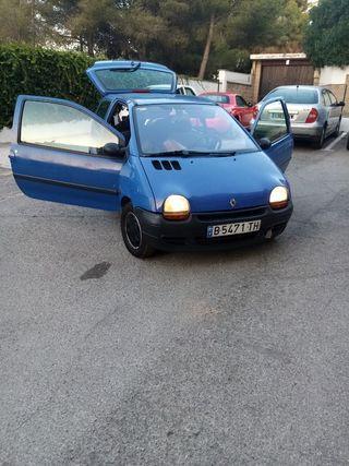 Twingo 1997 150000kms. itv favorable.