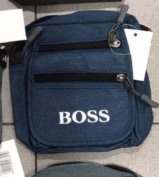 bandolera hombre marca boss