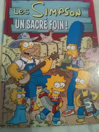 Les Simpsons Un sacré foin !